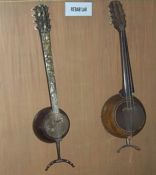 Pengertian Rebab Alat Musik Tradisional