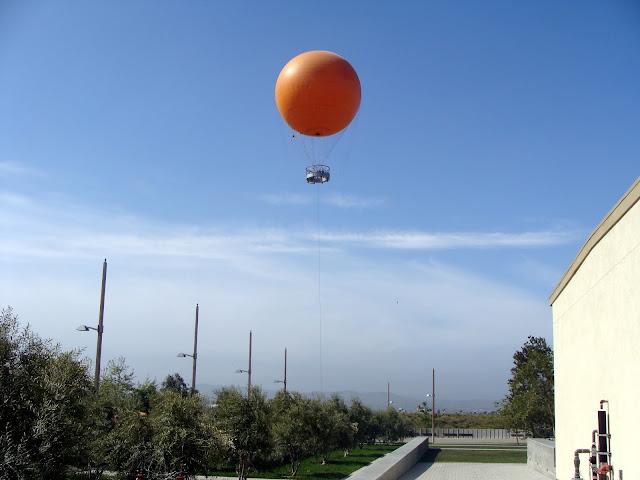 Orange County Great Park Balloon Ride via The Sunshine Grove