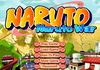 لعبة مغامرات ناروتو Naruto War 1.1