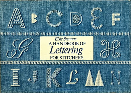 Stitches From A To Z Free Lettering Embroidery Patterns