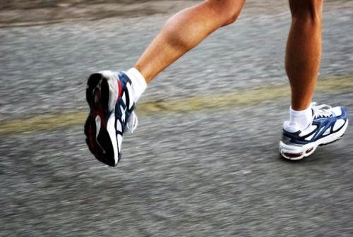 cara mengecilkan kaki lebar