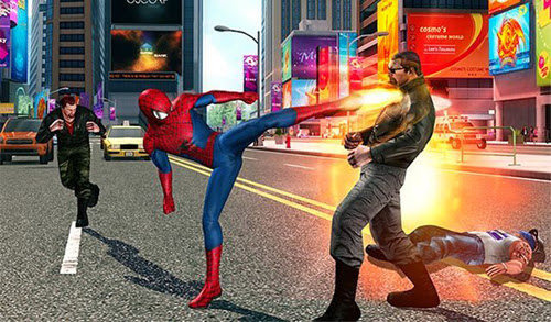 Download The Amazing Spider Man 2