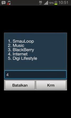 SimPATI Loop: Paket Kuota Internet 12GB Terbaru