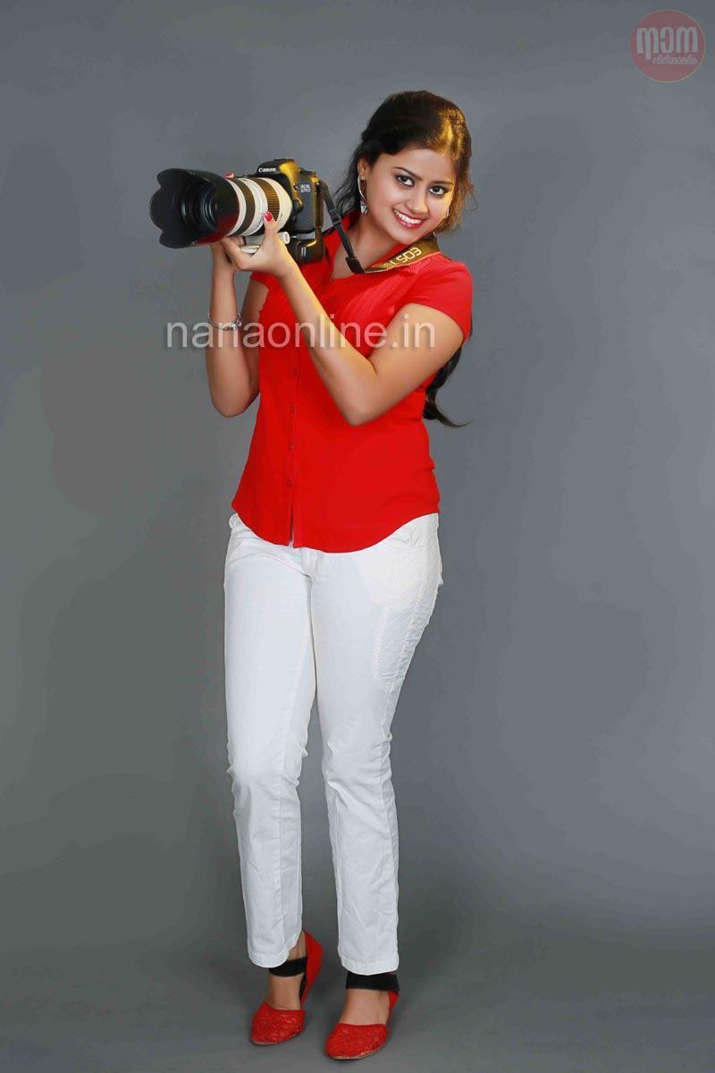 Ansiba Hassan latest hot photos from Nana Magazine photoshoot