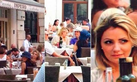 Resultado de imagen para Angélica Rivera engaña a Peña Nieto con un Italiano 2015