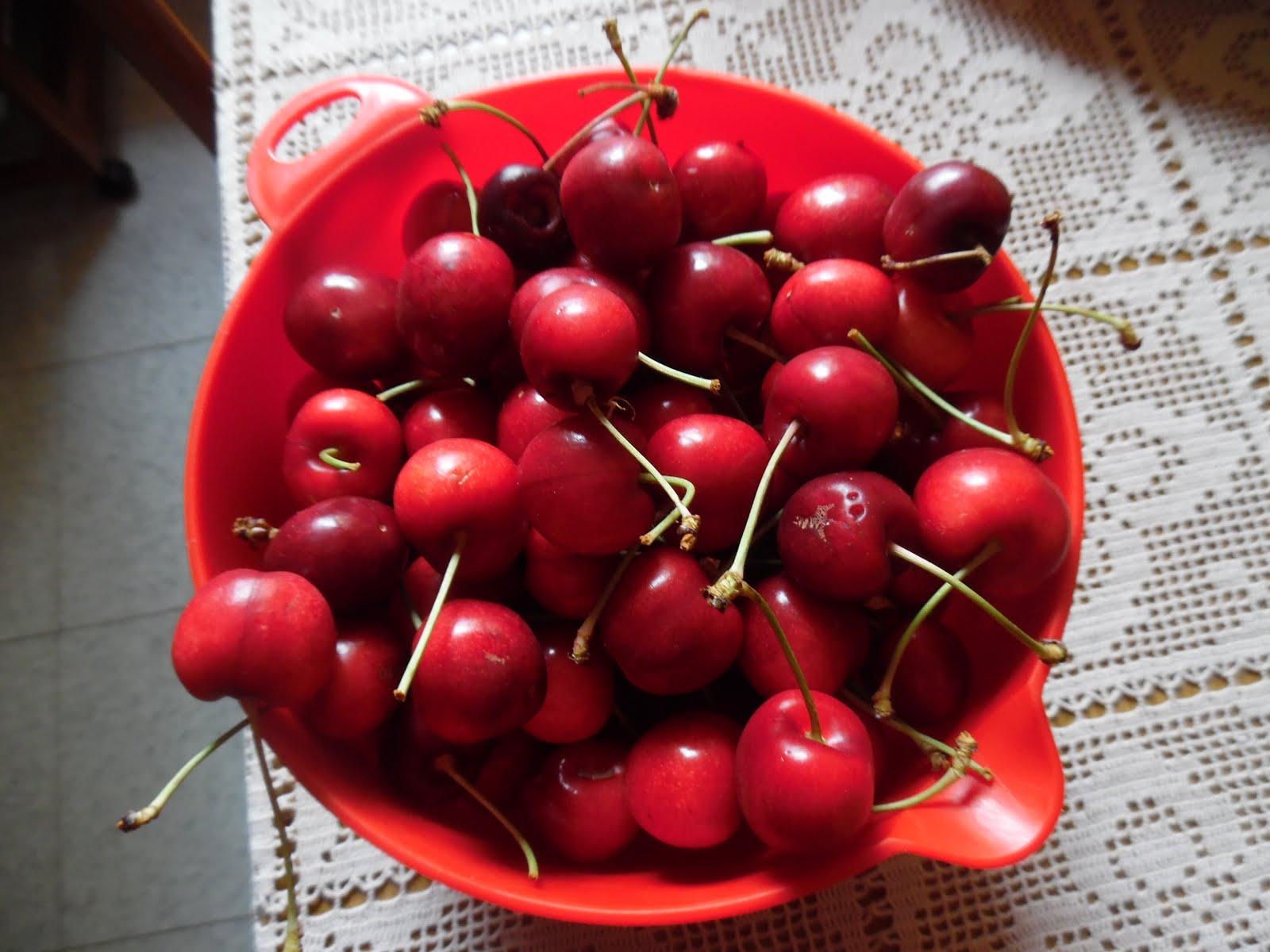 Concorso Prelibata : giugno e le ricette con le ciliegie!