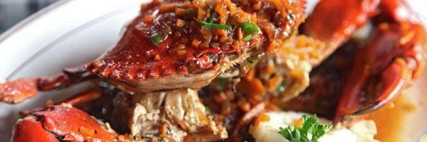 Resep Kepiting Manis Asam Pedas