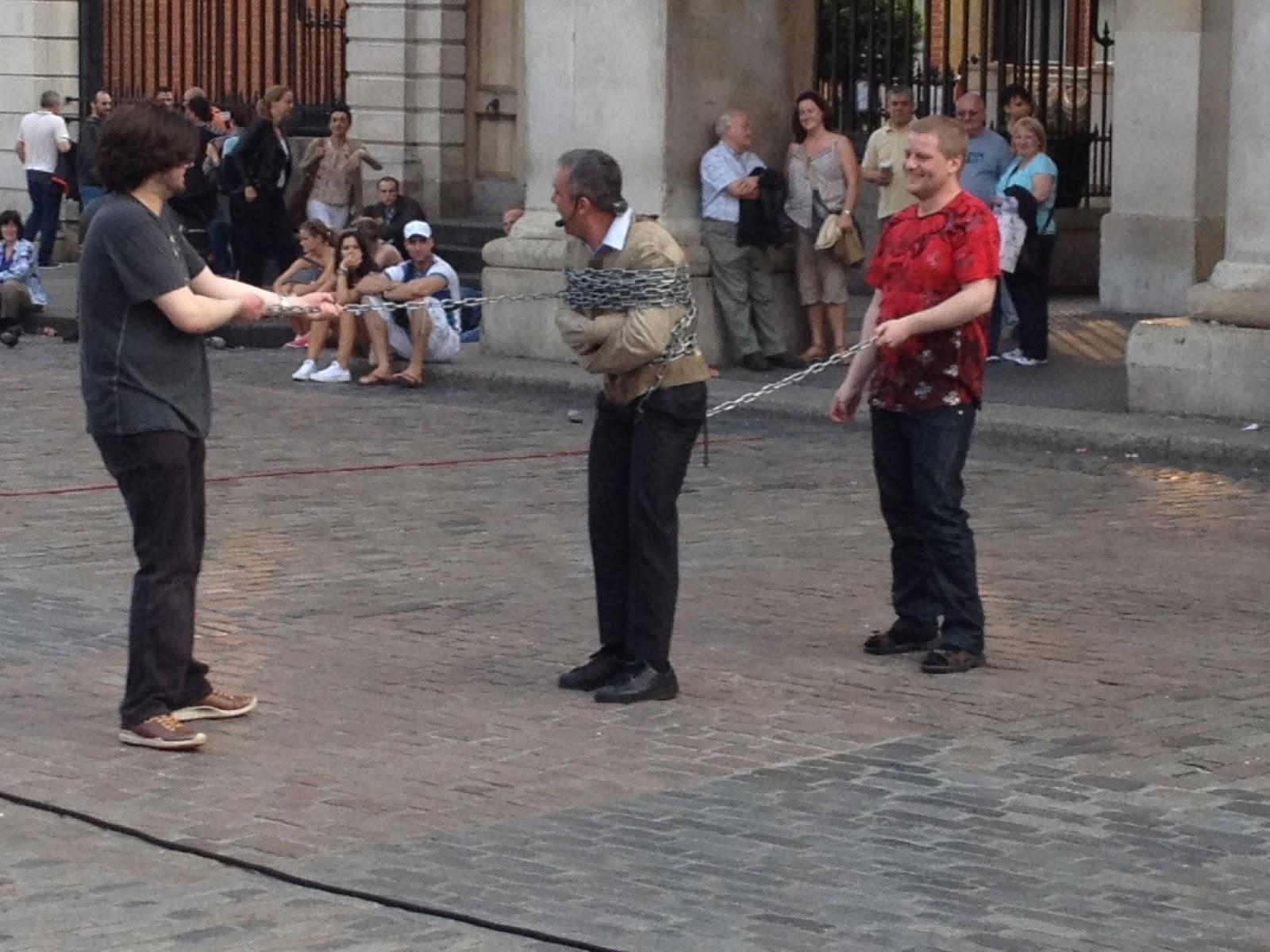 Covent Garden Escape Artist1