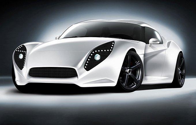 New Veela Sport Car
