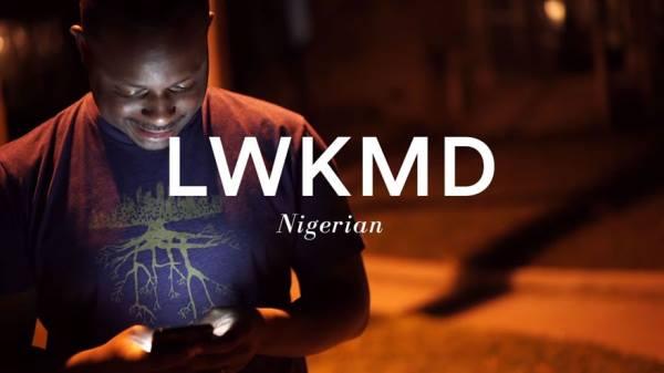 Ketawanya Orang Nigeria