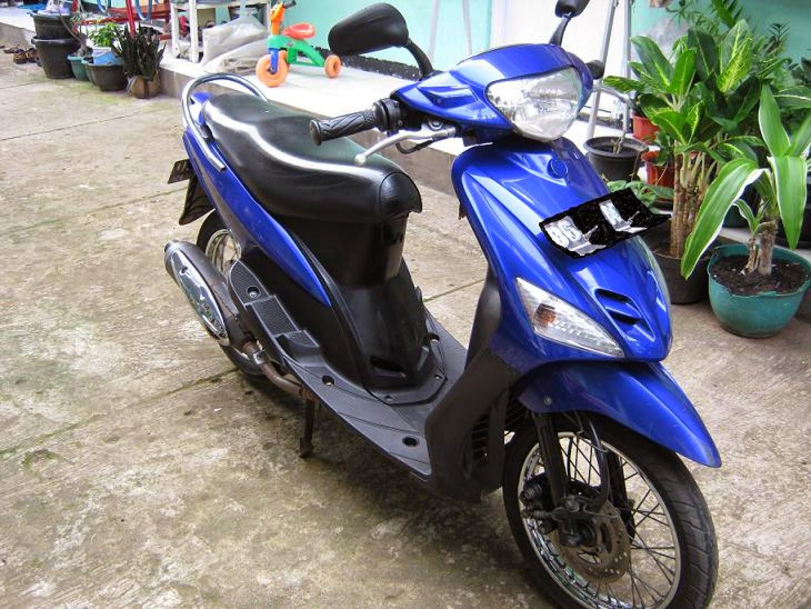 Harga Motor Bekas Yamaha   Daftar Harga Harga Motor Baru Bekas