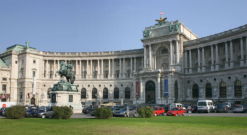 Palacio Hofburg en Viena