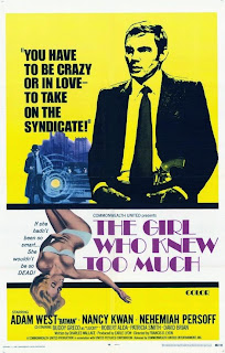 The Girl Who Knew Too Much 1969