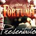 Presentación Las Crónicas de Fortuna, con Javier Ruescas y Rush Smith