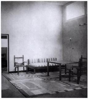 Historia De La Arquitectura Moderna Haus Am Horn 1923