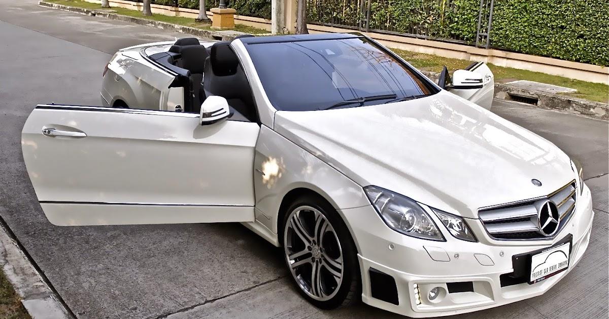 Car rental bangkok mercedes benz e250 for Mercedes benz truck leasing