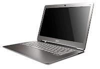Ultrabook Notebook Super Tipis Dari Acer