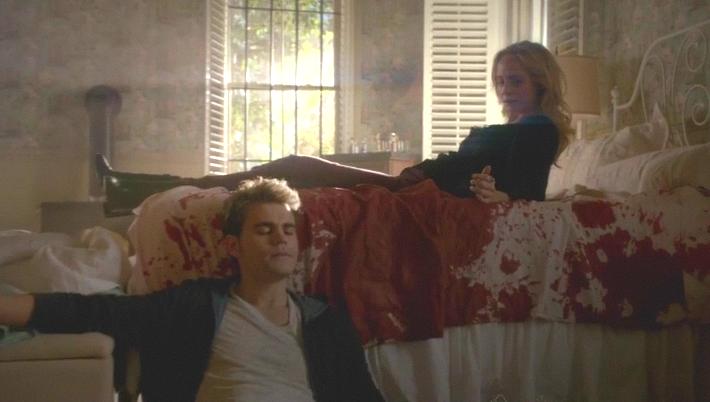 The Vampire Diaries S06E19 Critica
