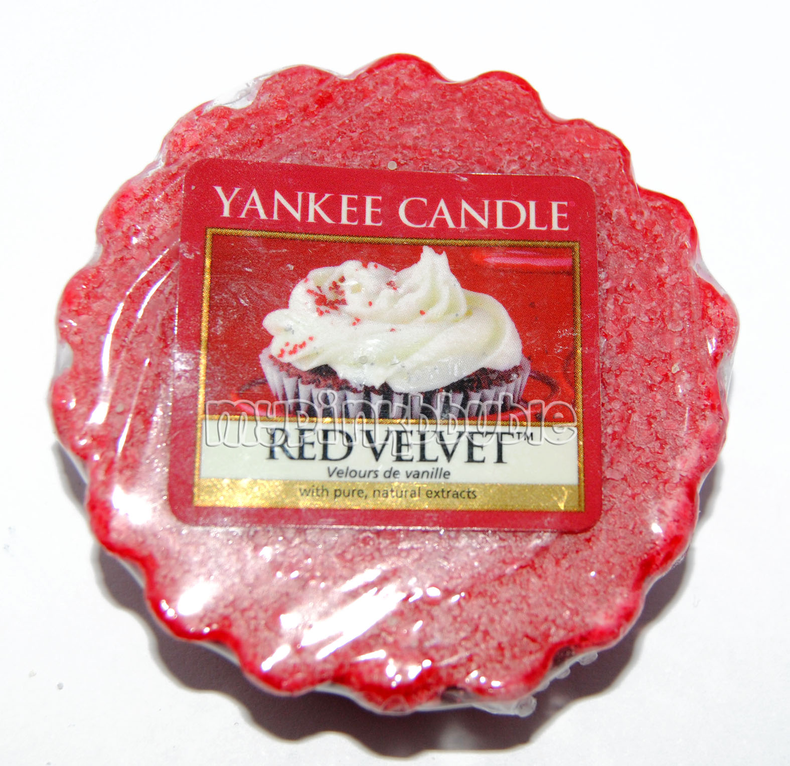 Yankee Candle Red Velvet