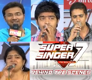 Super Singer 7 – E 51 Behind the Scenes
