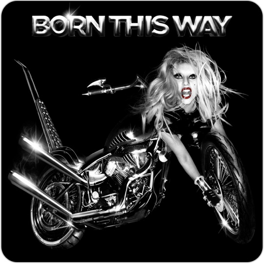 lady gaga born this way album cover special edition. lady gaga born this way album