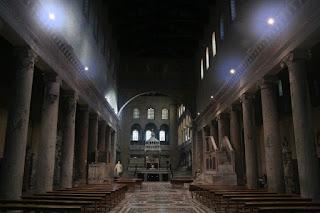 La Basilica di S.Lorenzo fuori le mura