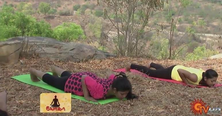 Sun TV Yoga 10-07-13