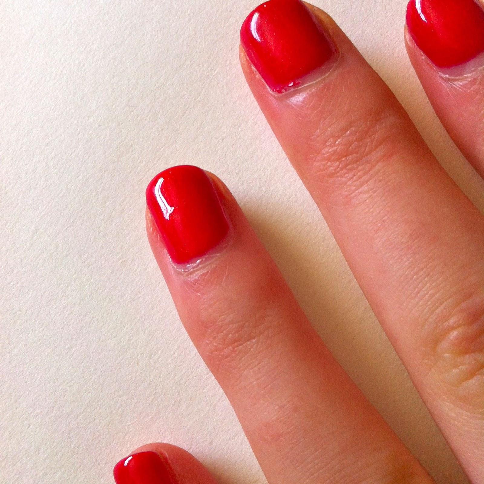 NAIVE-YOUNG: Beauty | Shellac nails