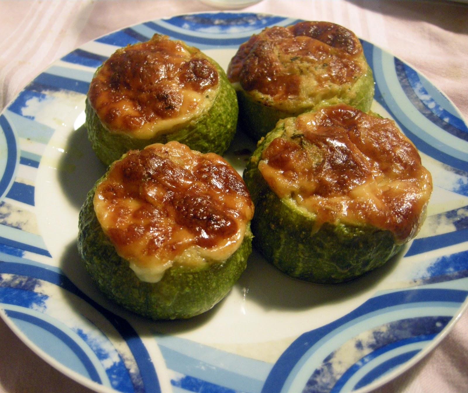 1 post creativo al giorno aprile 2013 for Cucinare zucchine tonde