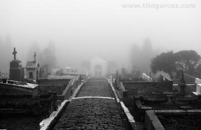Cemitério Bom Jesus de Paranapiacaba