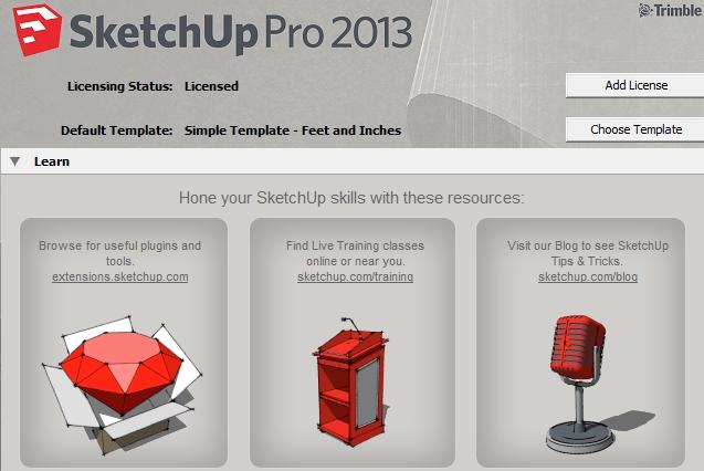 Sketchup pro 2013 13 full crack free download for Sketchup 2013