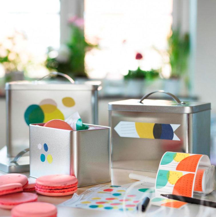 Petitecandela blog de decoraci n diy dise o y muchas - Ikea cestas cocina ...