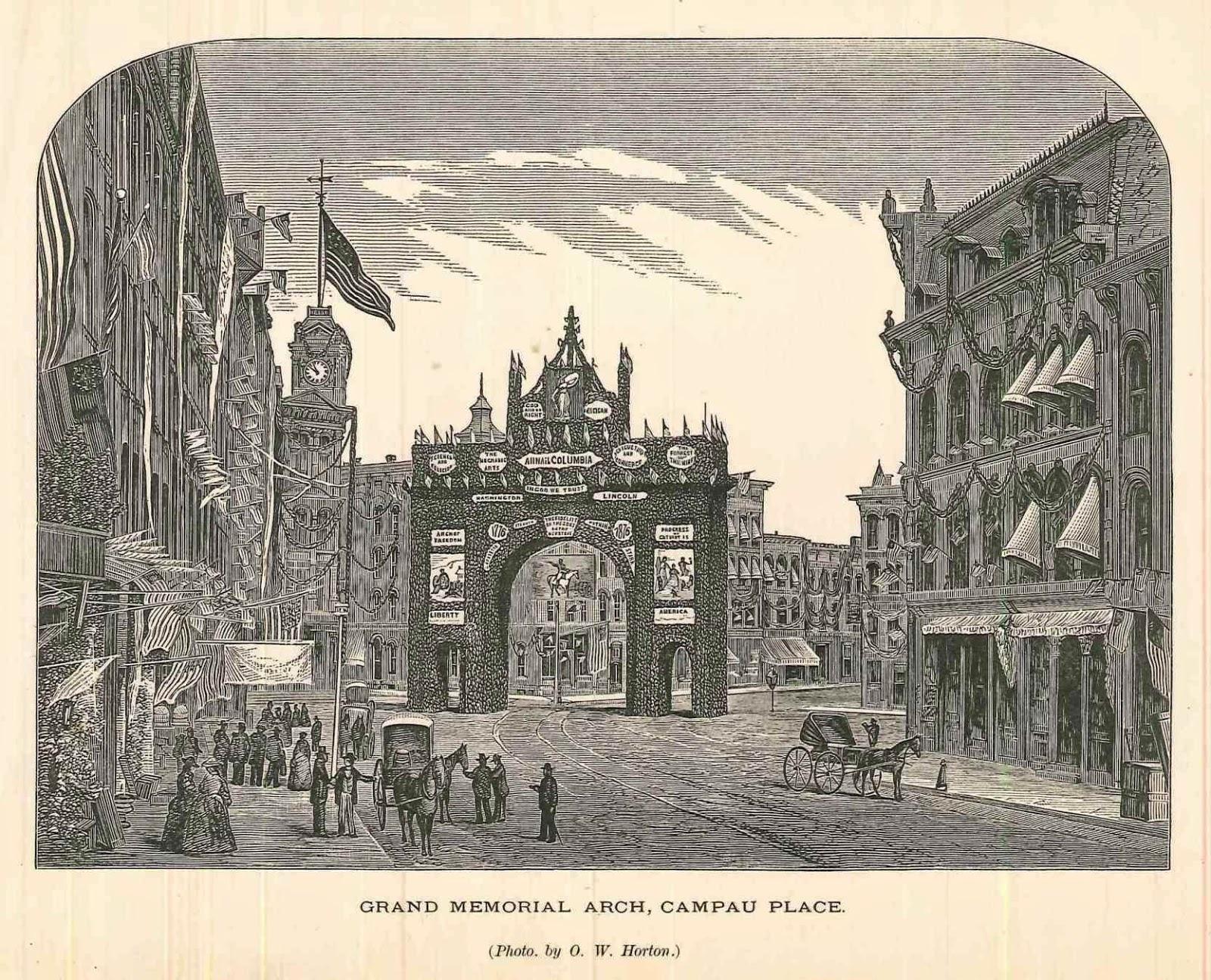 1876 : Grand Rapids Celebrates