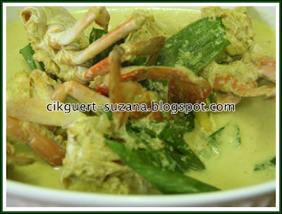 Gulai Ketam