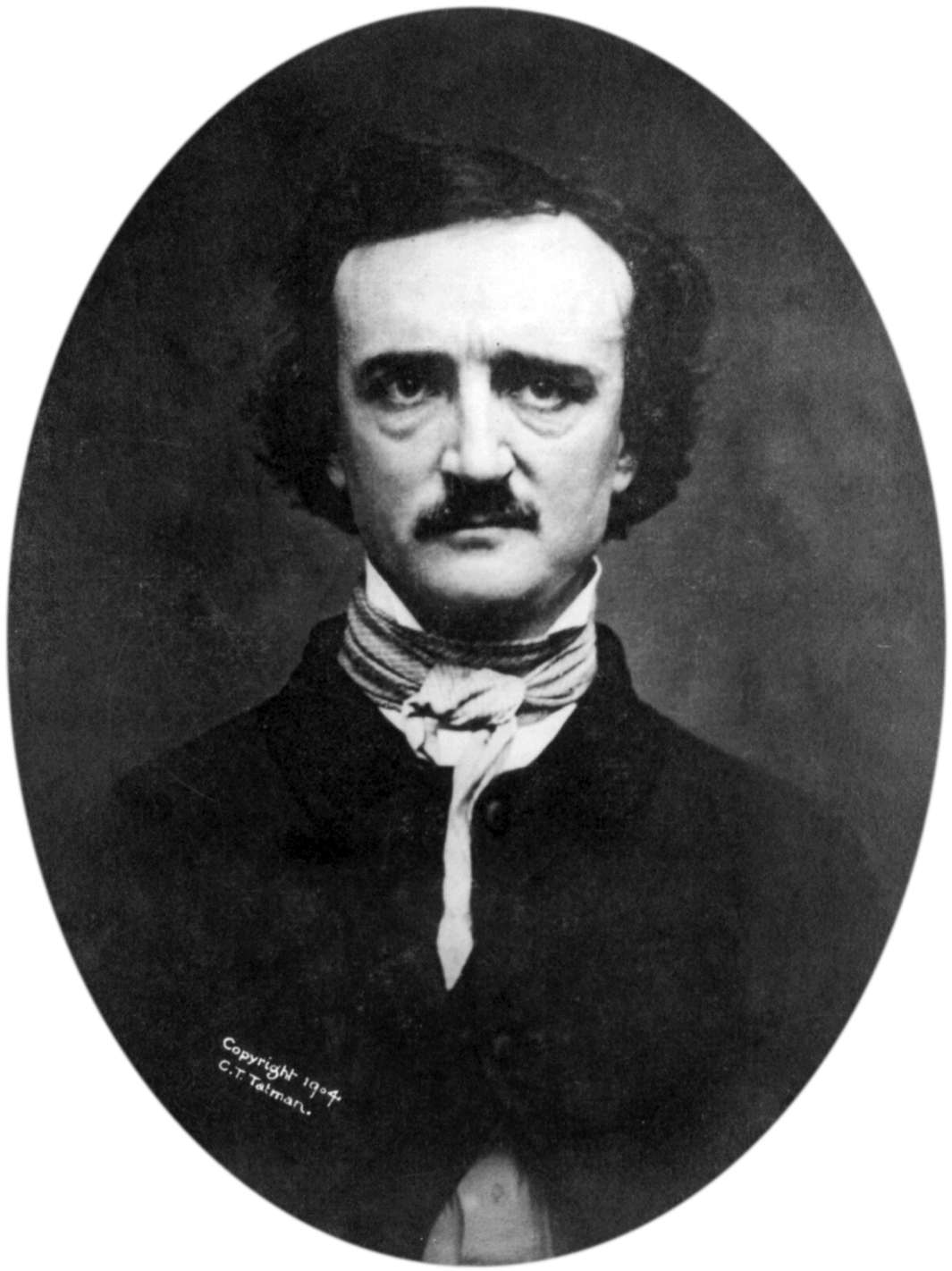 http://en.wikipedia.org/wiki/File:Edgar_Allan_Poe_2_retouched_and_transparent_bg.png