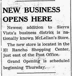 McLellan's October 1963
