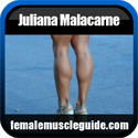 Juliana Malacarne IFBB Pro Physique Competitor Thumbnail Image 1