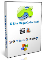K-Lite Codec Pack, box