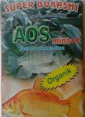 AOS Minovit Untuk Pertumbuhan Ikan lebih Cepat