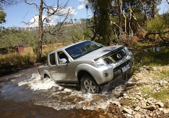 2012 Nissan Navara First Drive Review