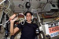 Sunita Williams Marathon