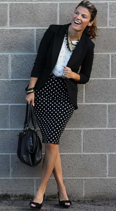 Fashion Life And Trend: The most beautiful pencil skirts