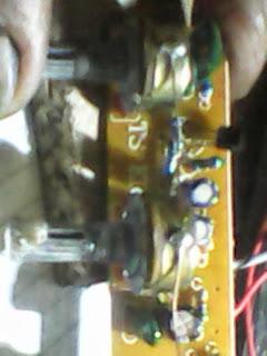 Circuit TOne Control Bass