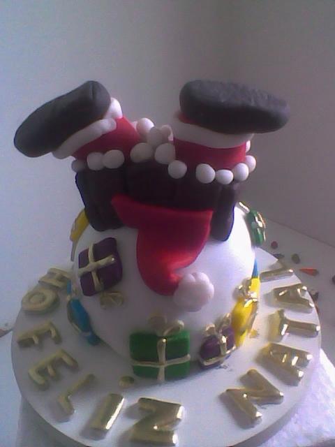 Minibolo Noel atoladinho
