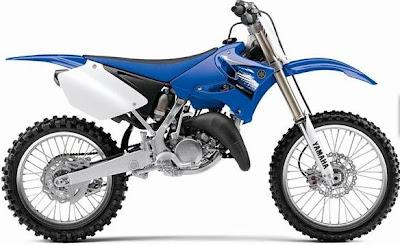 2012 Yamaha YZ 125