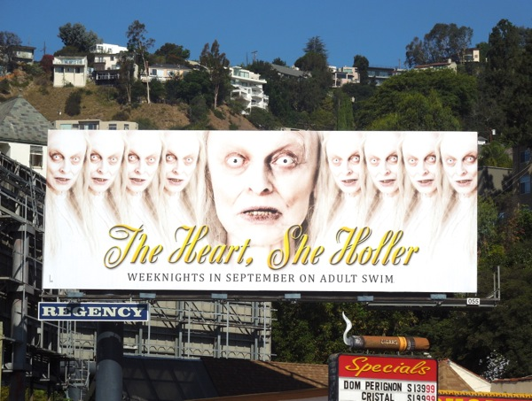 The Heart She Holler series 2 billboard