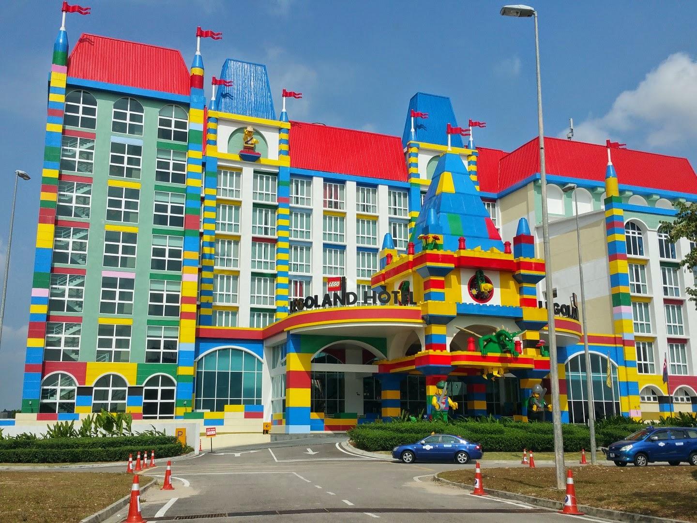 Malaysia Legoland Water Park Fun Hideout Tiket Johor Bahru Theme Dan