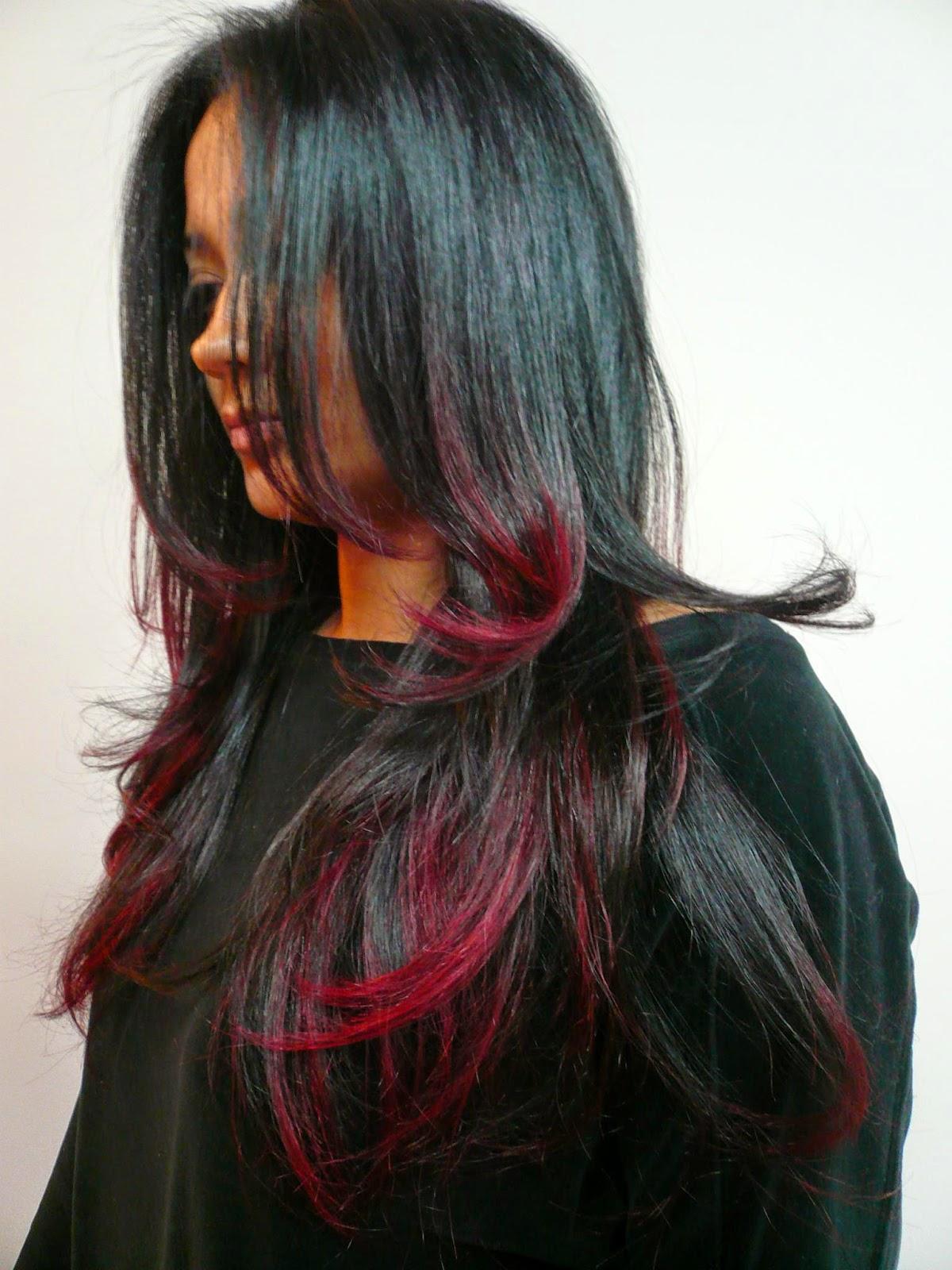 Mechas para cada color de pelo y piel - oriettabock.com