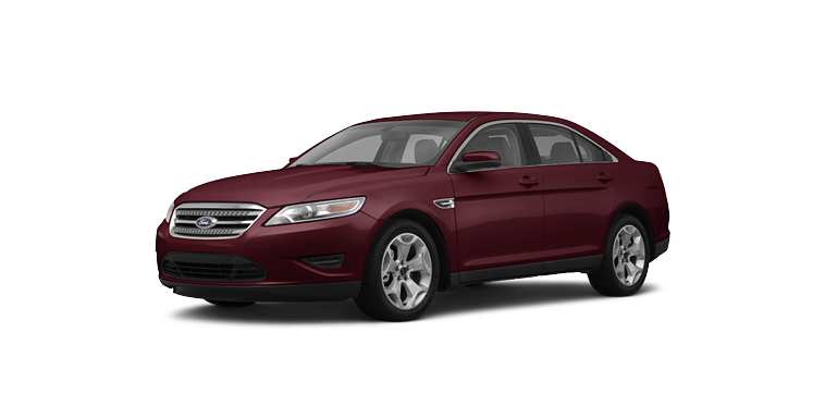autos 2011 ford taurus 4dr sdn sel awd deep red. Black Bedroom Furniture Sets. Home Design Ideas