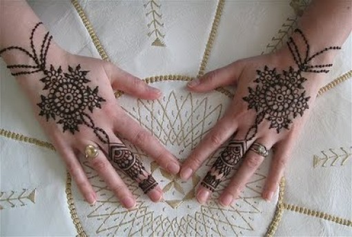 Arabic Hand mehndi designs For hands